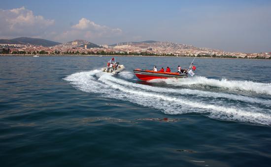 DAK-SAR Haybeliada Pikniği ve Deniz gezisi 12