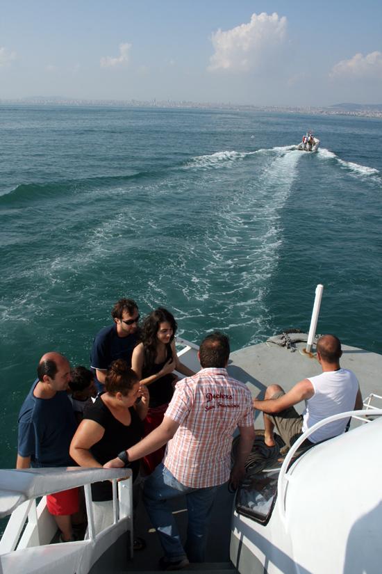 DAK-SAR Haybeliada Pikniği ve Deniz gezisi 16