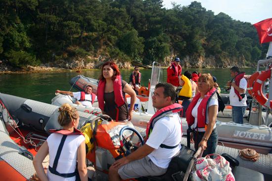DAK-SAR Haybeliada Pikniği ve Deniz gezisi 4