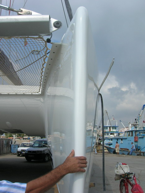 Mersin'de tekneler karaya çekilir mi? 13