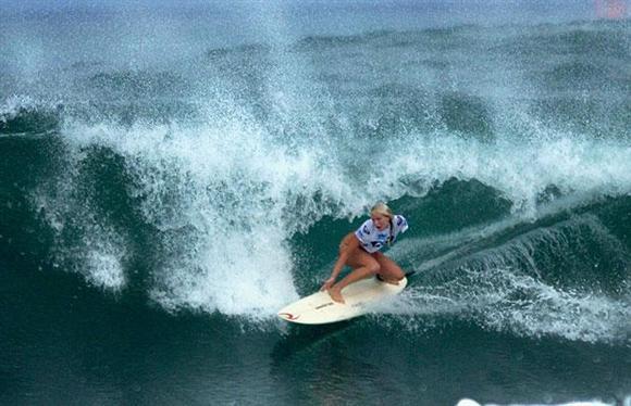 Tek kollu sörfçünün inadı 10