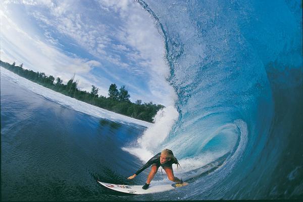 Tek kollu sörfçünün inadı 12