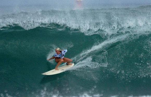 Tek kollu sörfçünün inadı 15