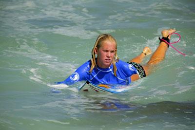 Tek kollu sörfçünün inadı 16