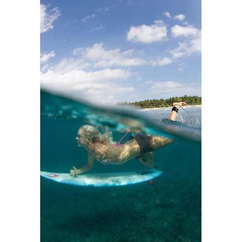 Tek kollu sörfçünün inadı 2