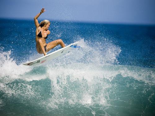 Tek kollu sörfçünün inadı 4