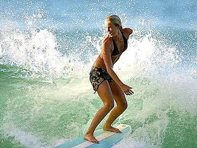 Tek kollu sörfçünün inadı 5