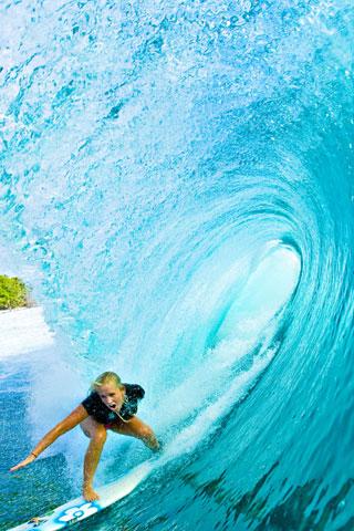 Tek kollu sörfçünün inadı 6