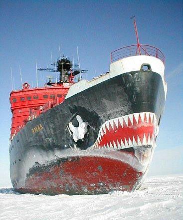 Rusların Buzkıran Filosu 14