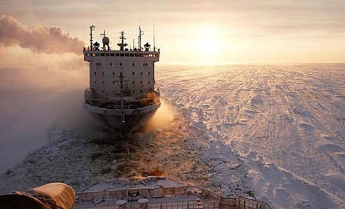 Rusların Buzkıran Filosu 5