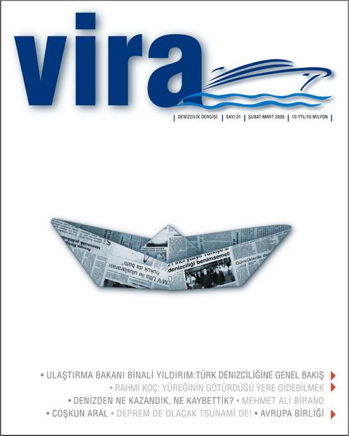 Vira Dergisi'nin kapakları 1