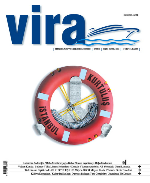 Vira Dergisi'nin kapakları 11