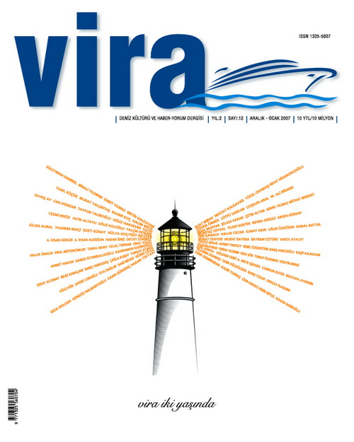 Vira Dergisi'nin kapakları 12