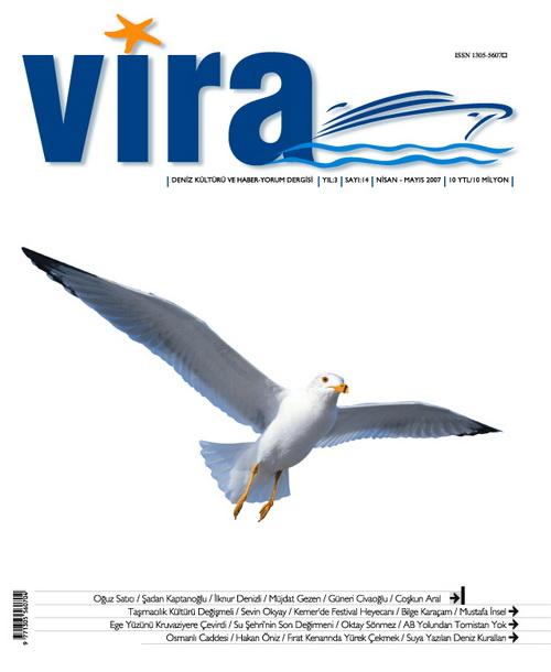 Vira Dergisi'nin kapakları 14
