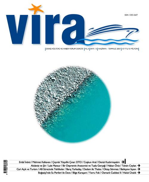 Vira Dergisi'nin kapakları 15
