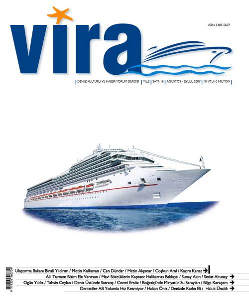 Vira Dergisi'nin kapakları 16