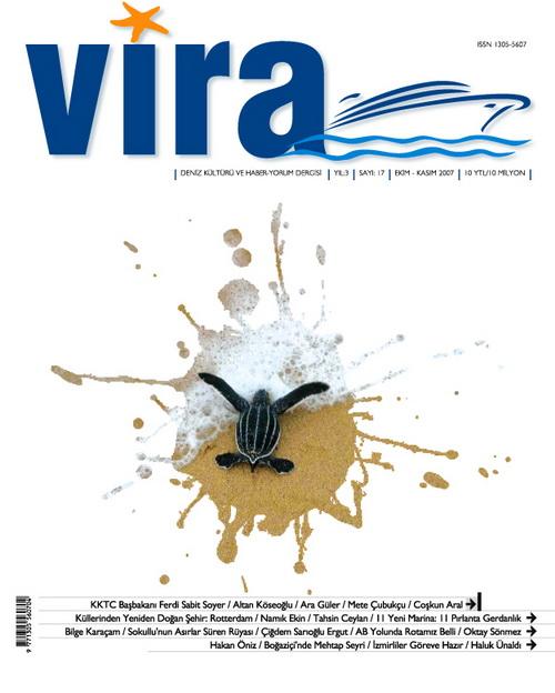 Vira Dergisi'nin kapakları 17