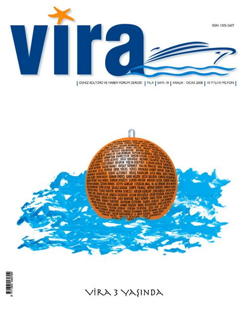 Vira Dergisi'nin kapakları 18