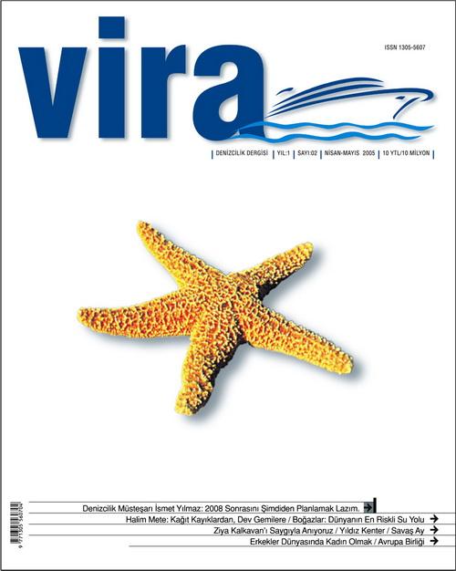 Vira Dergisi'nin kapakları 2