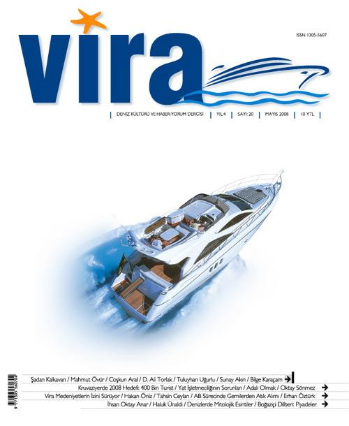 Vira Dergisi'nin kapakları 20