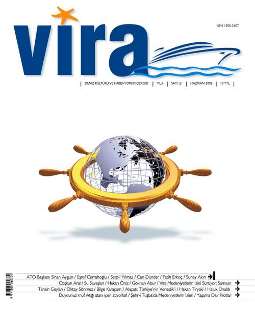 Vira Dergisi'nin kapakları 21
