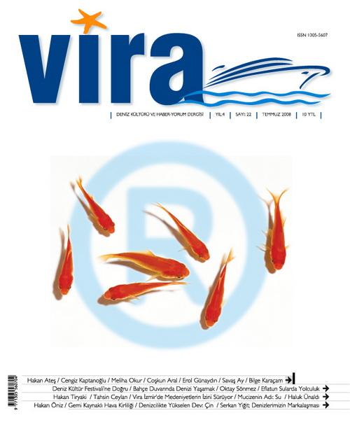 Vira Dergisi'nin kapakları 22