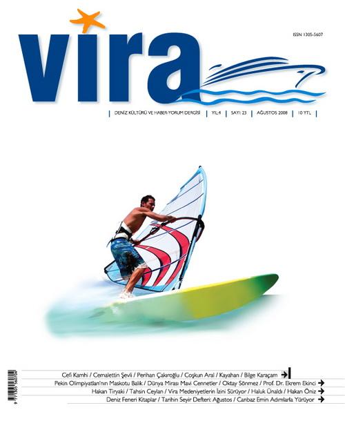 Vira Dergisi'nin kapakları 23