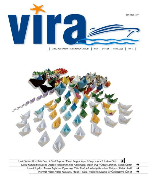 Vira Dergisi'nin kapakları 24