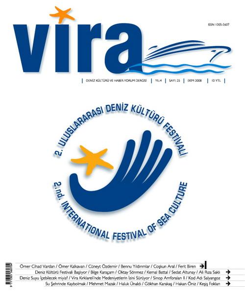 Vira Dergisi'nin kapakları 25