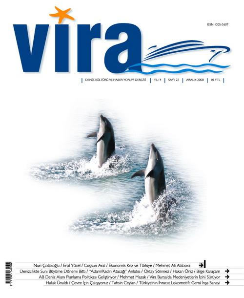 Vira Dergisi'nin kapakları 27