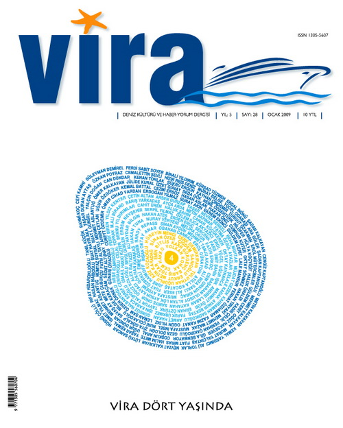 Vira Dergisi'nin kapakları 28