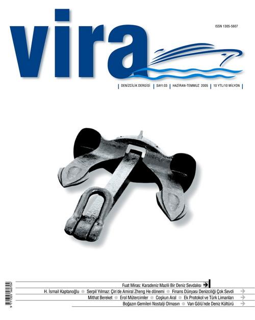 Vira Dergisi'nin kapakları 3