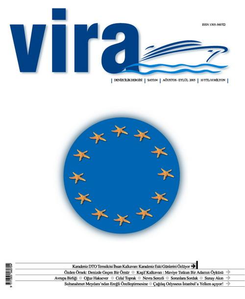 Vira Dergisi'nin kapakları 4