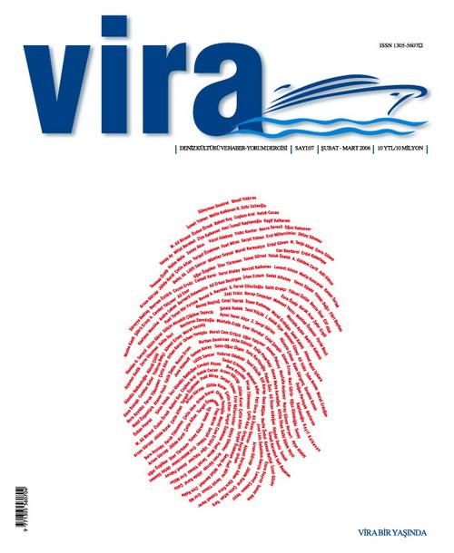 Vira Dergisi'nin kapakları 7