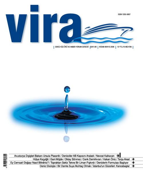 Vira Dergisi'nin kapakları 8