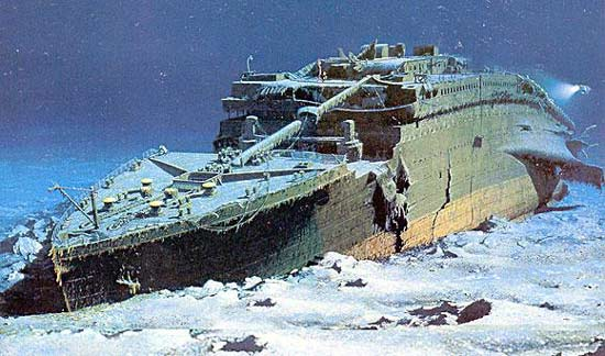 Titanic Böyle Bulundu... 1