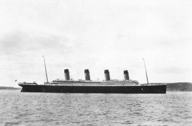 Titanic Böyle Bulundu... 10