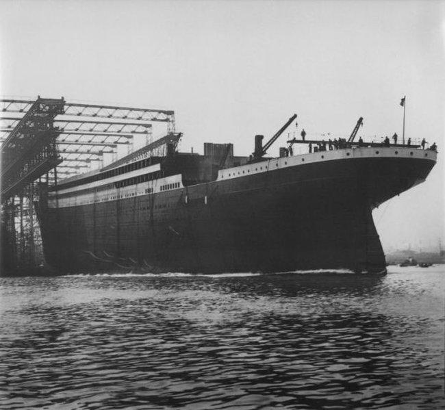 Titanic Böyle Bulundu... 22