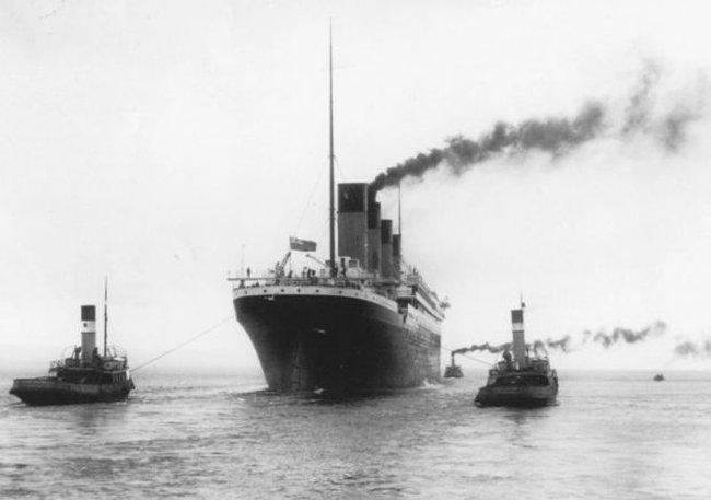 Titanic Böyle Bulundu... 25