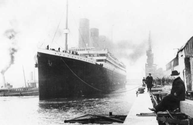 Titanic Böyle Bulundu... 26