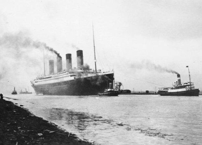Titanic Böyle Bulundu... 27