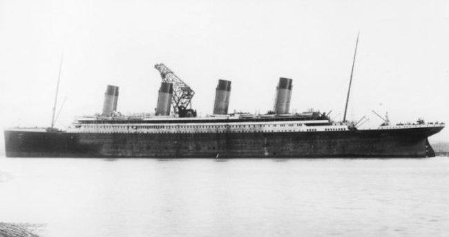 Titanic Böyle Bulundu... 28