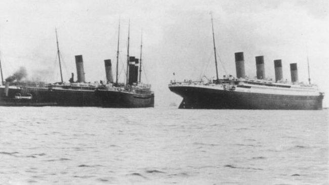 Titanic Böyle Bulundu... 29