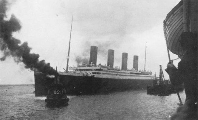 Titanic Böyle Bulundu... 32