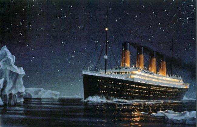 Titanic Böyle Bulundu... 34