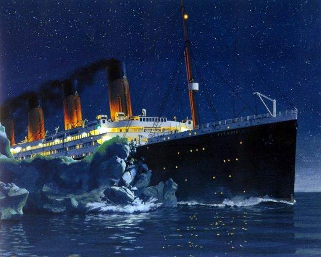 Titanic Böyle Bulundu... 35
