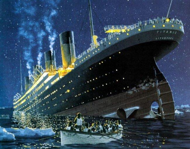 Titanic Böyle Bulundu... 36