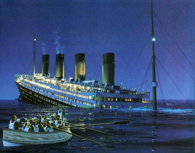 Titanic Böyle Bulundu... 37