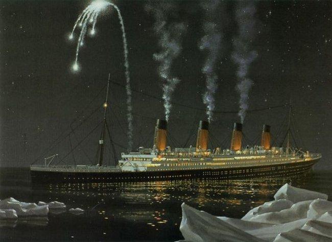 Titanic Böyle Bulundu... 38