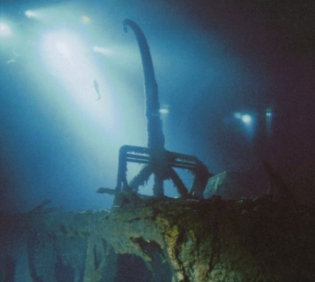 Titanic Böyle Bulundu... 45